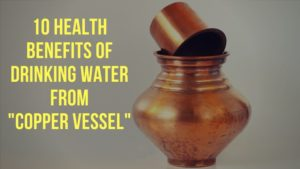 What Happens To Your Body When You Drink Water From Copper Vessel